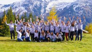 Gruppenbild des Teams der Solidmind Group GmbH